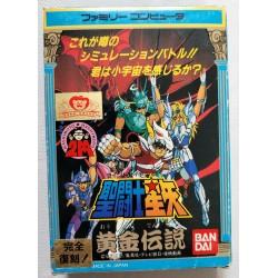 Jeu Famicom Ougon Densetsu