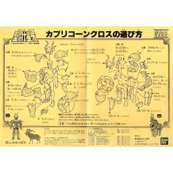 Notice capricorne JAP