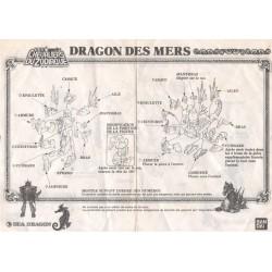 Notice Dragon des mers FR