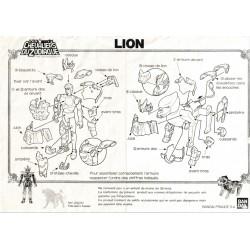 Notice Lion FR pdf