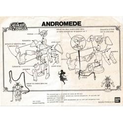 Notice Andromède V1 FR pdf